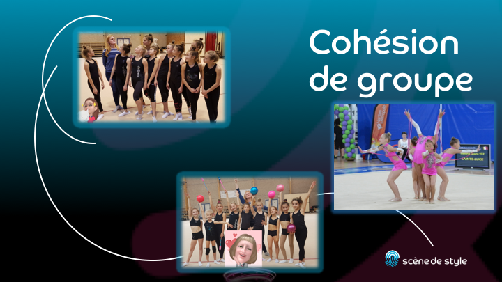 'Team building, Cohésion d'équipe  | Scène de Style - Cécile Cailleaux