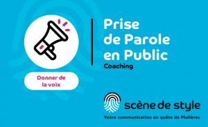 Prise de parole en public - Intervention et formations à Paris, départements 78, 91, 92, 93, 94, 95 et 77 | Scène de style - Cécile Cailleaux